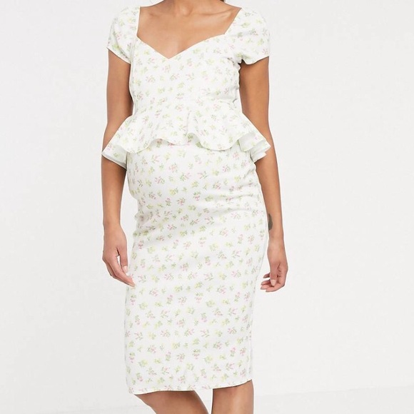 ASOS DESIGN Maternity dress